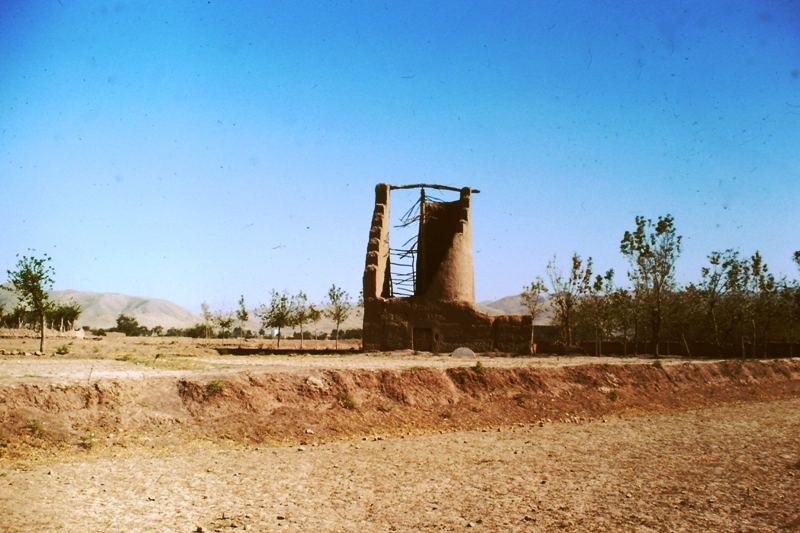 Herat – old windmill