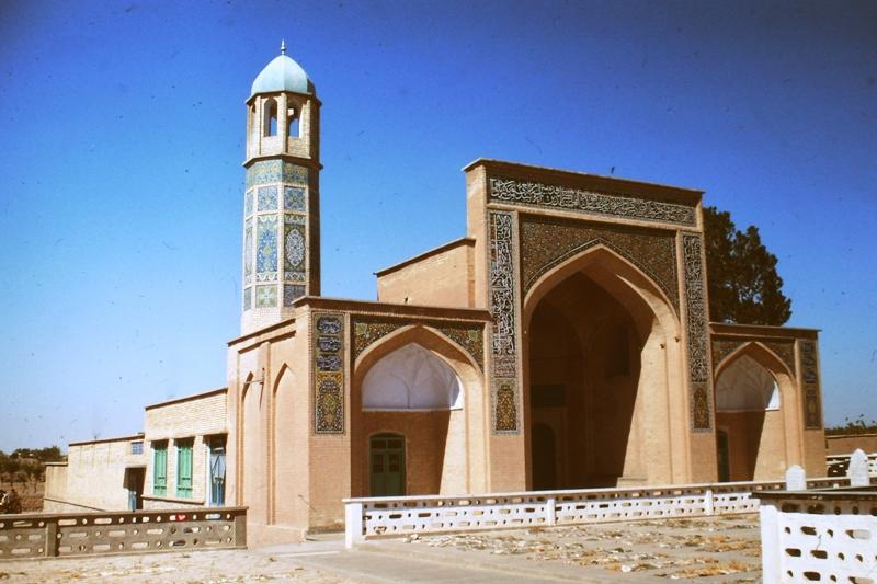 Herat – Jami's Tomb