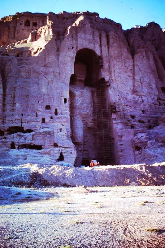 Bamiyan – Giant Buddha – (175 feet)