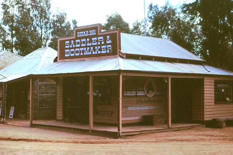 Swan Hill – Pioneer Settlement